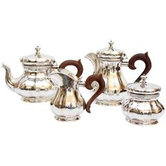 Buccellati Sterling Silver Tea Set
