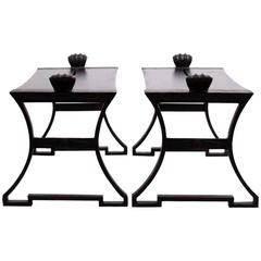 Folke Bensow Pair of Benches