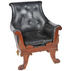 Regency Library Chair