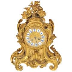 19th Century Louis XVI style Mantel Clock
