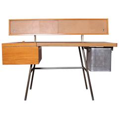 Rare Executive Home Desk by George Nelson for Herman Miller