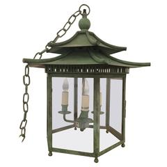 Charles Edwards Hexagonal Treaty Port Lantern