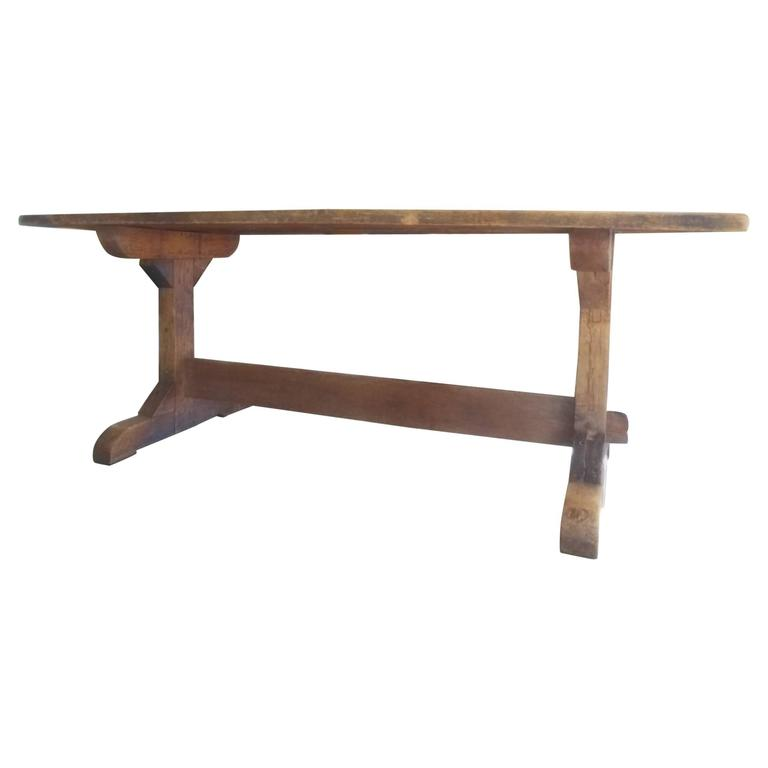Vintage French Trestle Table at 1stdibs : 5958213l from www.1stdibs.com size 768 x 768 jpeg 13kB