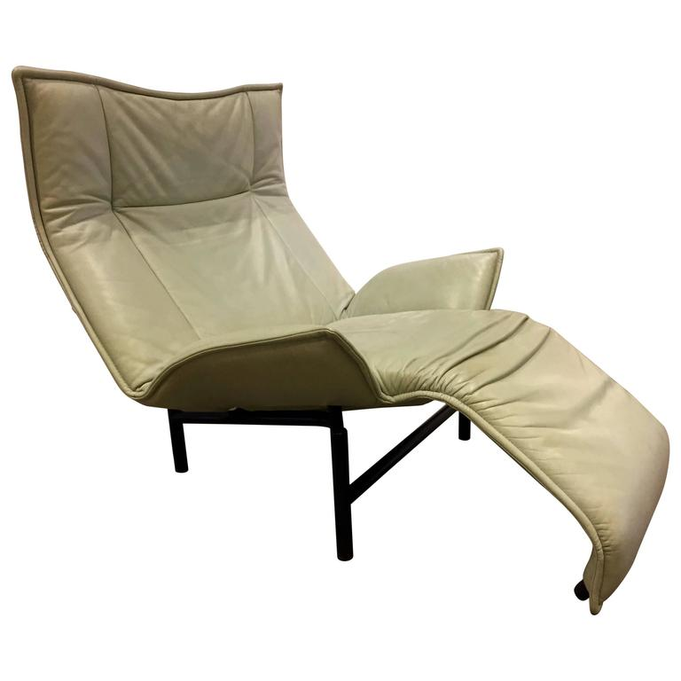 Verandah Chair By Vico Magistretti For Cassina At 1stdibs