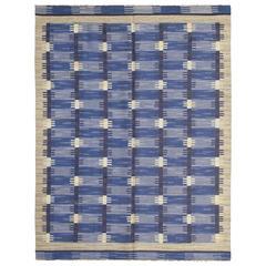 Flat-Weave Carpet by Anna-Mario Hoke