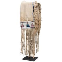 19th Century Antique Native American Saddlebags