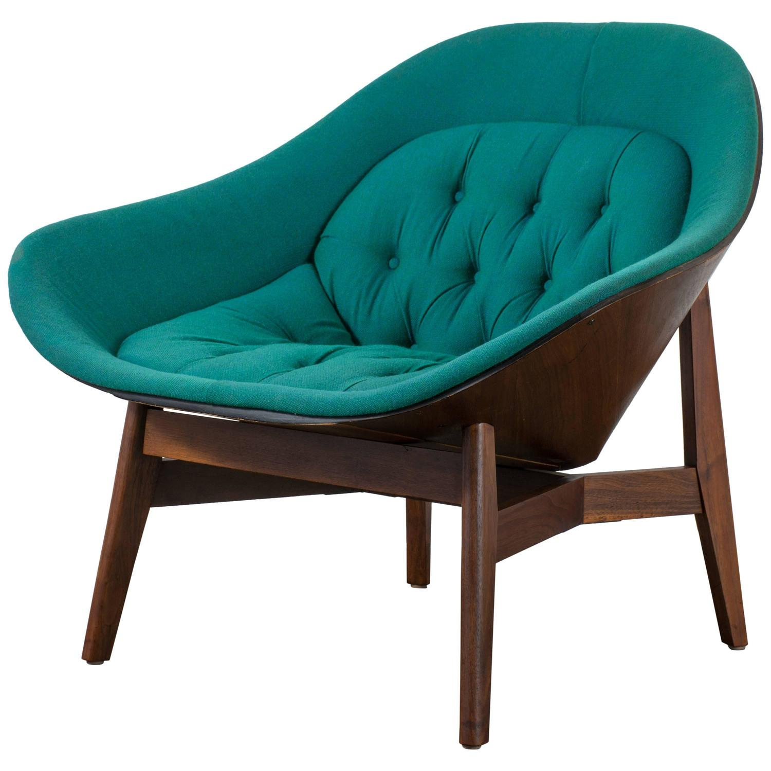 Mid Century Modern Lounge Chair by George Mulhauser for Plycraft at 1stdibs