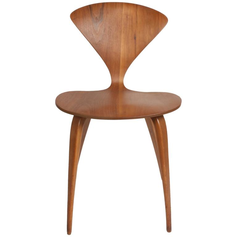Norman cherner side chair by bernado for plycraft for sale for Side chairs for sale