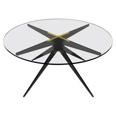 Dean Round Coffee Table