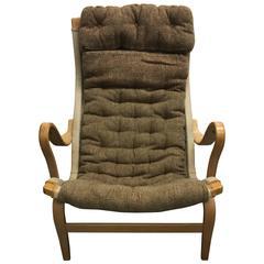 Pernilla Lounge Chair by Bruno Mathsson for Dux