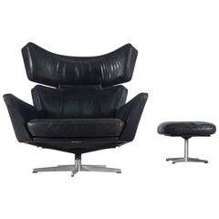 Arne Jacobsen Ox and Ottoman