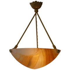 Glass Light Fixture