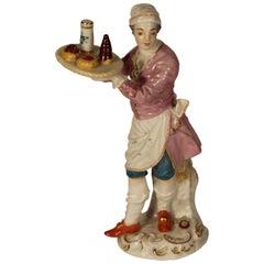 Meissen Porcelain Figurine 20th Century