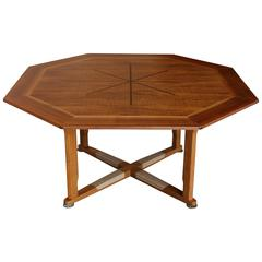 'Janus' Game Table by Edward Wormley for Dunbar