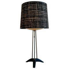 1950s Modernist Table Lamp