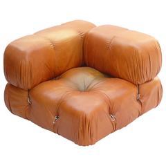 Italian Mario Bellini for B&B Italia Cameleonda Modular Sofa Chair
