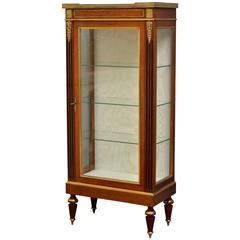 Stunning Continental Display Cabinet, Vitrine