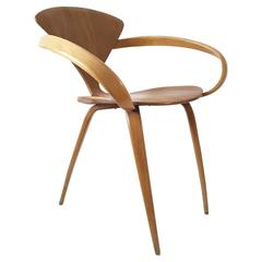Mid-Century Bent Plywood Cherner Chair Designed by Norman Cherner for Plycraft