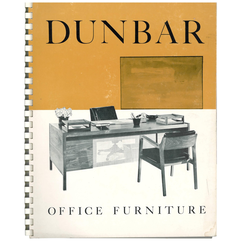 Dunbar Office Furniture 'Book/Catalogue'