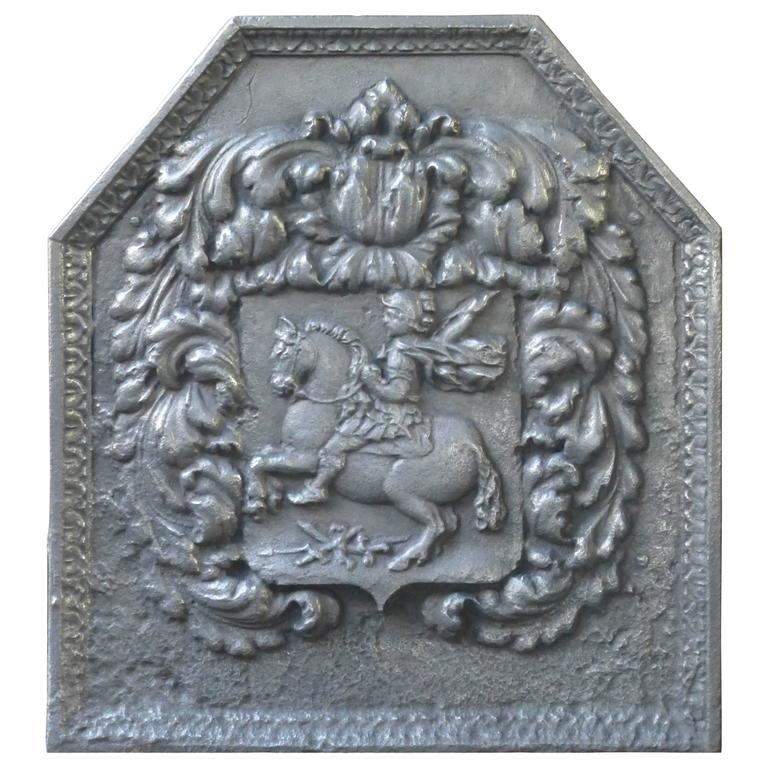 17th Century Arms Fireback