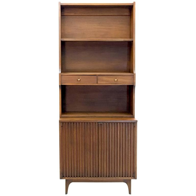 Broyhill Brasilia Premier Modular Shelving And Cabinet For