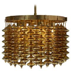 Pair of Chandeliers by Hans-Agne Jakobsson, circa 1970