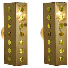 Pair of Wall Lamps, Hans-Agne Jakobsson, circa 1970