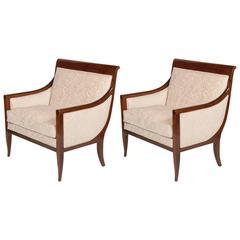 Pair of Biedermeier Style Marquis
