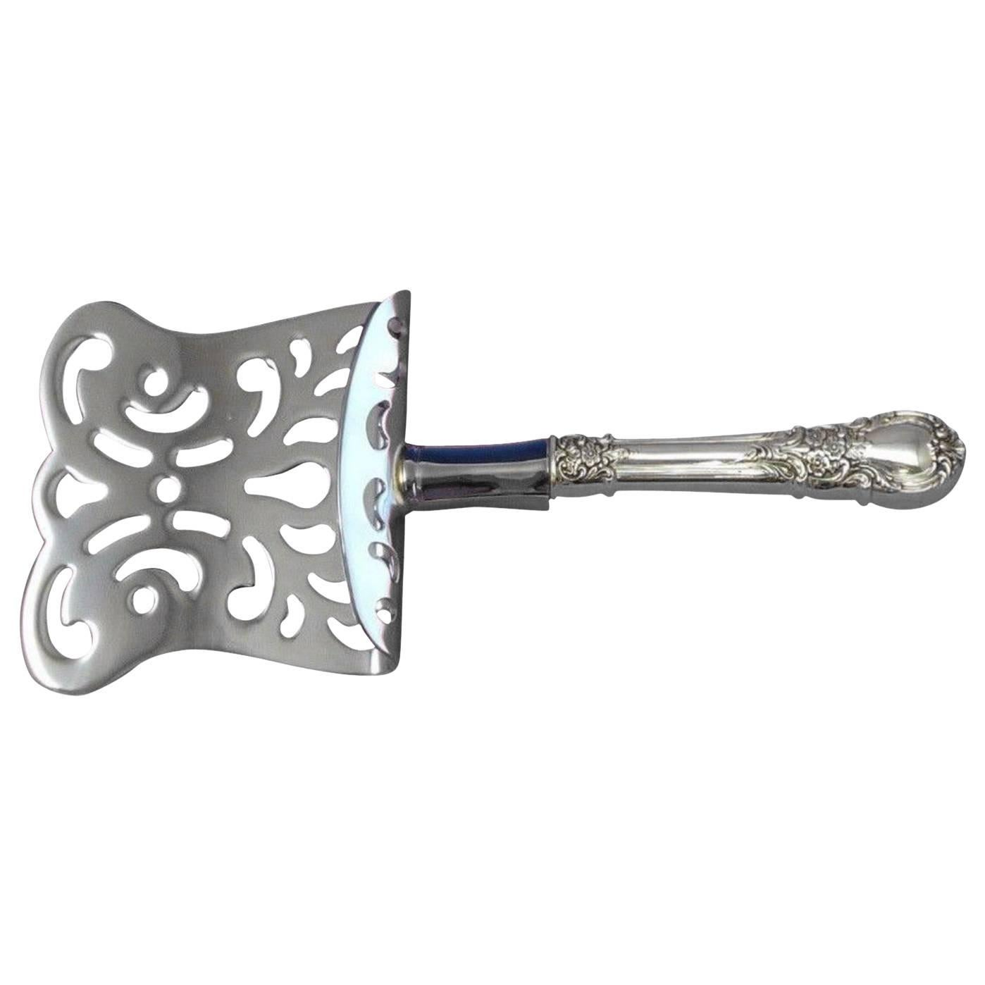 Chantilly by Gorham Sterling Silver  Petit Four Server Custom Made