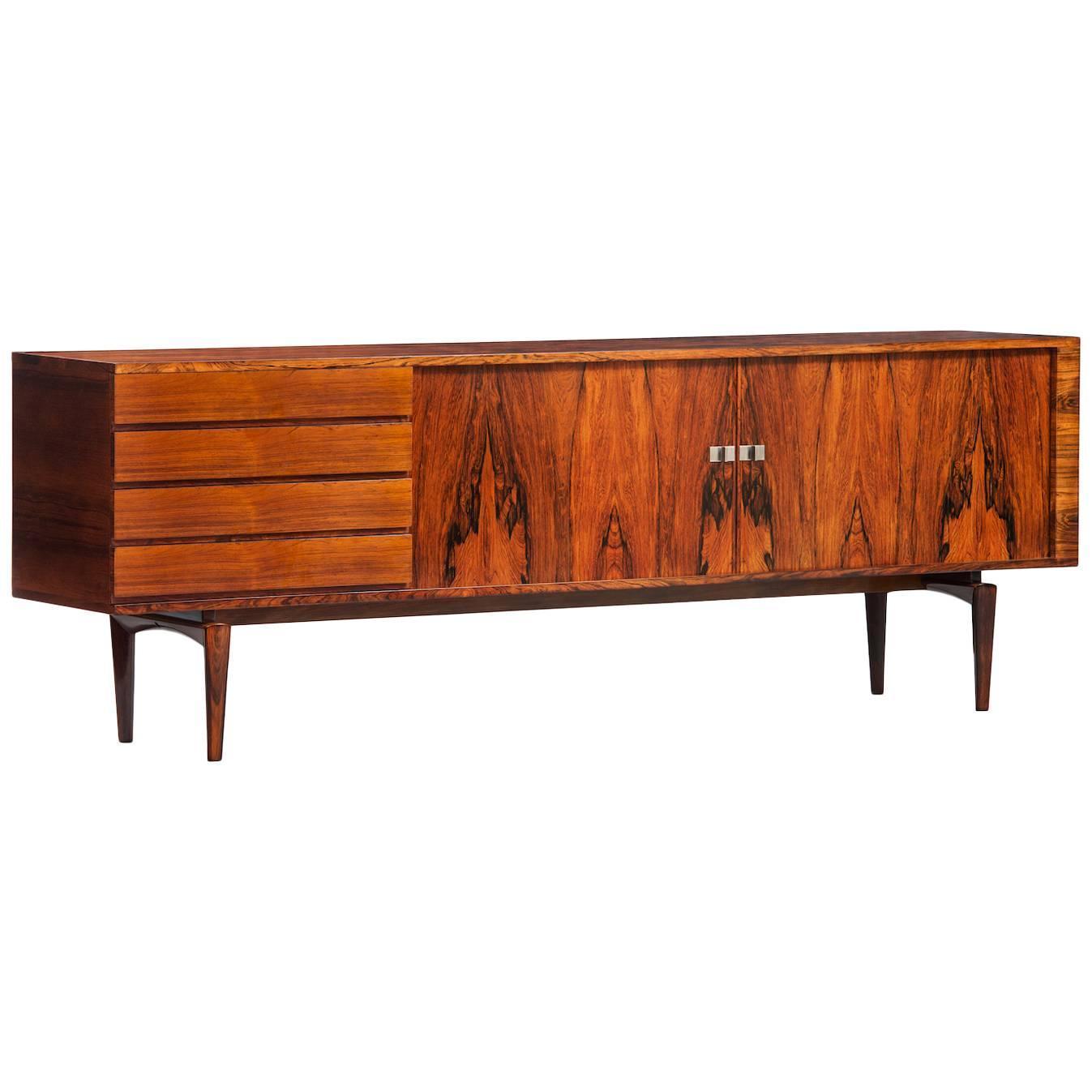 h w klein sideboard for bramin for sale at 1stdibs. Black Bedroom Furniture Sets. Home Design Ideas