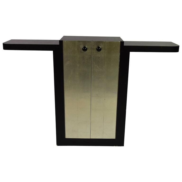 Art Deco Console by Jules Bouy, circa 1925, France