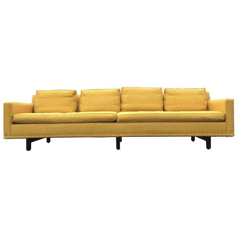 Beautiful Nice Edward Wormley Sofa For Dunbar, USA, 1950s 1