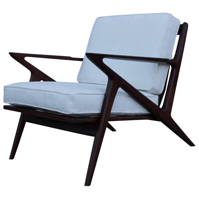 1950s poul jensen z chair for sale at 1stdibs - Poul jensen z chair ...