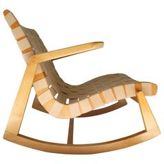 1945 Ralph Rapson Rocker for Knoll