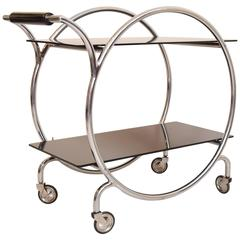 Thonet Art Deco Bar Cart