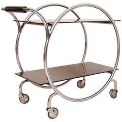 Thonet Art Deco Bar Cart