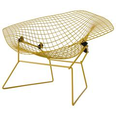 Rocking Diamond Chair by Harry Bertoia