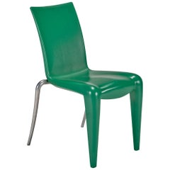 Louis 20 Side Chair 'Prototype' in Green by Philippe Starck for Vitra Edition