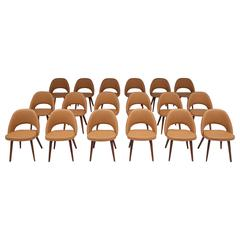 Large Set of Conference Chairs by Eero Saarinen