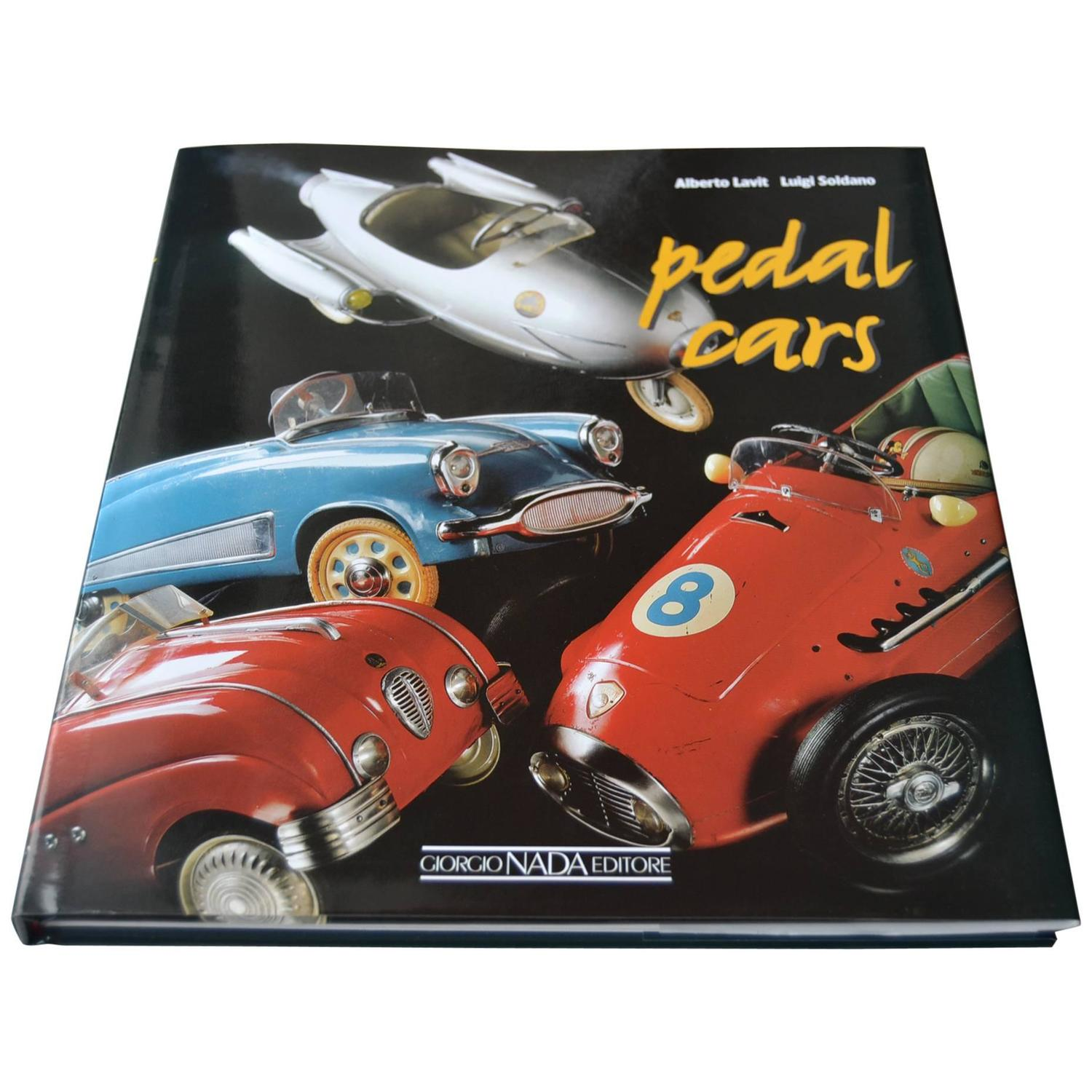 Italian Pedal Cars Book By Alberto Lavit For Sale At