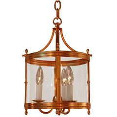 Maison Charles French Bronze Lantern