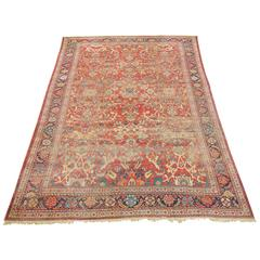 Fine Antique Sultanabad Carpet