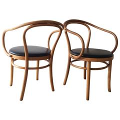 Pair of Armchairs by Thonet