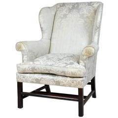 Georgian Wingback Chairs