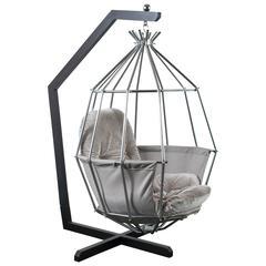 Mid-Century Modern Ib Arberg Parrot Chair