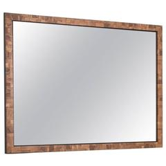 Puzzle Mirror by Uhuru Design in Natural Oak