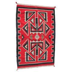 1920s Ganado Navajo Weaving