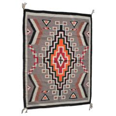 Early Transitional Navajo Indian Weaving