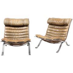 Pair of Ari Lounge Chairs