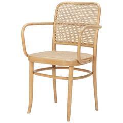 All Original Josef Hoffmann Prague Chair by Salvatore Leone, Italy, 1940s